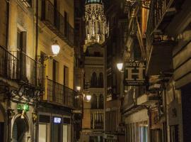 Hostal la posada de Zocodover, guest house in Toledo
