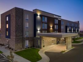 SpringHill Suites by Marriott Loveland Fort Collins/Windsor, hotel near Hughes Stadium, Windsor