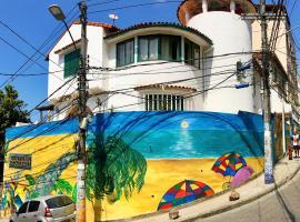 Hostel Maresias do Leme, hotel near Sugarloaf Mountain, Rio de Janeiro