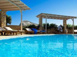 Kallisti Hotel, hotel in Chora Folegandros