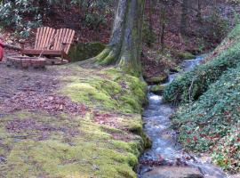 Cozy Creek Cabin, cabin in Pigeon Forge