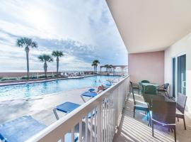 Sunrise Beach #501 by RealJoy Vacations, serviced apartment in Panama City Beach