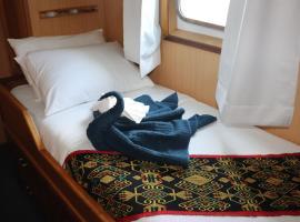 MV Voyager, boat in Sanur