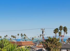 Boardwalk Dream, vacation rental in Santa Cruz