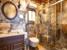 Foleya Mountain Resort Hotel & Villas, отель в Трабзоне