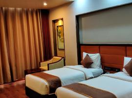 Apollo Dimora, accessible hotel in Trivandrum