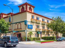 Rodeway Inn & Suites - Pasadena, hotel in Pasadena