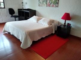 Camitas Inn Norte, habitación en casa particular en Bogotá