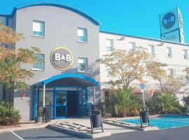 B&B Hôtel Pézenas, hotel near Le Cap d'Agde International Golf Course, Pézenas