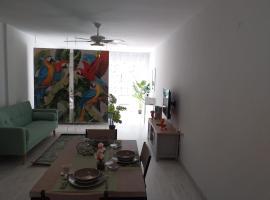 Tropical Loft, pet-friendly hotel in Corralejo