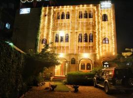 Hotel Kavi Palace, pet-friendly hotel in Jaisalmer