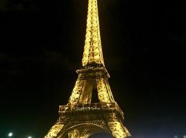 Chambres proche Tour Eiffel Saint Germain, privat indkvarteringssted i Paris