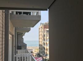 Livorno, self catering accommodation in Nieuwpoort