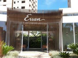 Evian Thermas Residence Caldas Novas, hotel em Caldas Novas