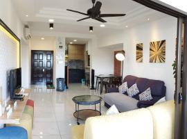Sri Sayang by Coral Holiday Resort, apartment in Batu Ferringhi