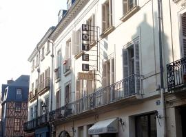 Hotel Colbert, hôtel à Tours