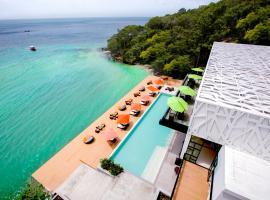 วิลลา 360 โรงแรมที่มีสปาในเกาะพีพี