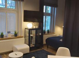 Apartamenty Na Wyspie – hotel w pobliżu miejsca PKP Opole Główne w mieście Opole