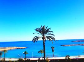 Le Marly, pet-friendly hotel in Menton