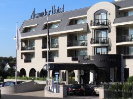 Alexander Hotel, מלון בנורדווייק אן זיי
