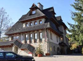Dom Wypoczynkowy Jadzia, hotel in Zakopane