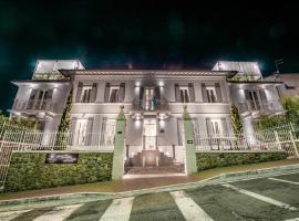 Boutique Hotel Villa del Capitano Art & Relais - Historic Luxury Capitano Collection, hotel in San Quirico d'Orcia