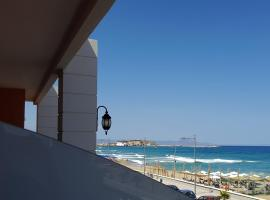 Blue Sky Hotel Apartments, serviced apartment in Rethymno Town
