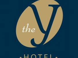 THE Y Hotel, hotel in Amman