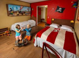 LEGOLAND Pirates´ Inn Motel, motel i Billund