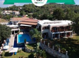 Demetriou Paradisos Hills Hotel, hotel in Lyso