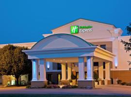 Holiday Inn Express Indianapolis Airport, an IHG Hotel, hotel near Indianapolis International Airport - IND, Plainfield