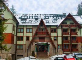 Apartmán Family Hrabovo, hotel v Ružomberku