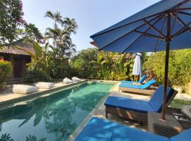 Cafe Wayan Cottages Senggigi, hotel near Batu Bolong Temple, Senggigi