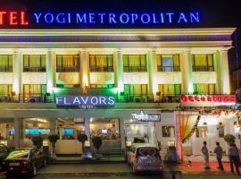 Yogi Metropolitan Hotel, hotel in Navi Mumbai