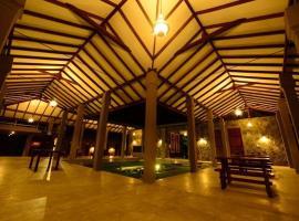 Nil Diya Mankada Safari Lodge, hotel in Udawalawe
