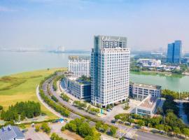 Oakwood Hotel & Residence Suzhou, hotel in Suzhou