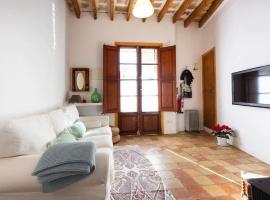Encantadora casita en Palma (cerca de Sta.Catalina) – hotel w pobliżu miejsca Miasteczko Hiszpańskie w Palma de Mallorca