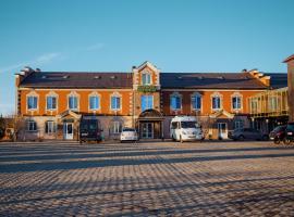 Hotel Staroyamskaya, отель в Торжке