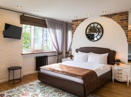 Hotel Welcome inn, отель в Великом Новгороде