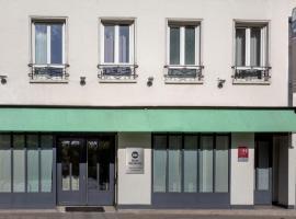 Best Western Rives de Paris La Defense, hotel in Courbevoie