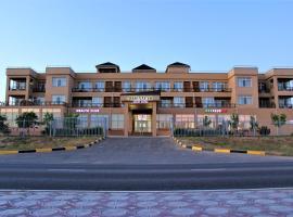 MIRAMAR APART HOTEL, hotel in Aktau
