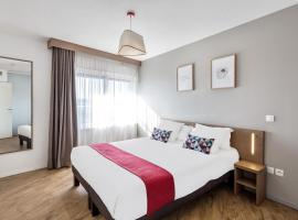 Appart'City Mulhouse, serviced apartment in Mulhouse