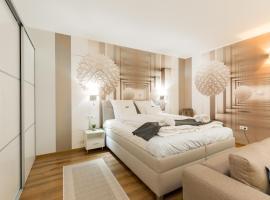BUDAPEST DOWNTOWN Residences - AC,ELEVATOR,TERRACE, דירה בבודפשט