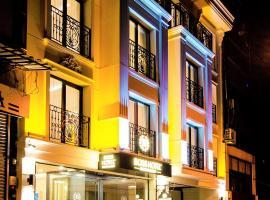 Boss Hotel Sultanahmet, hotel near Aksaray Tram Station, Istanbul