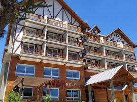 Hotel Alles Berg, hotel in Nova Petrópolis