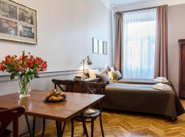 Scharffenberg Apartments Main Square, pet-friendly hotel in Kraków