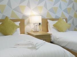 Summergrove Halls, hotel in Whitehaven