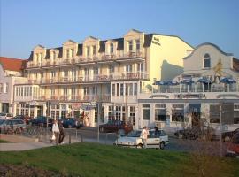 Hotel Bellevue Warnemünde, Hotel in der Nähe von: Yachthafen Warnemünde, Warnemünde