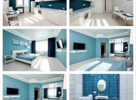 "Аппартаменты ""Галерея"", апартаменты/квартира в Краснодаре"