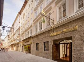Hotel Goldener Hirsch, a Luxury Collection Hotel, Salzburg, готель у Зальцбурзі